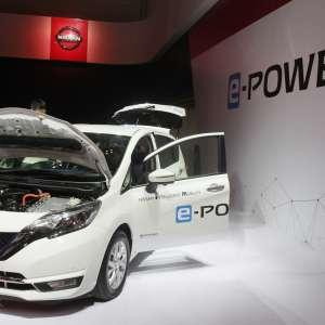 Nissan Note e-Power di GIIAS 2017 - 1