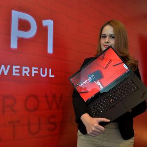 Lenovo Luncurkan Laptop New ThinkPad P1 - 5