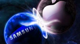 Samsung Siap Bantu Apple Buat iPhone 5G?
