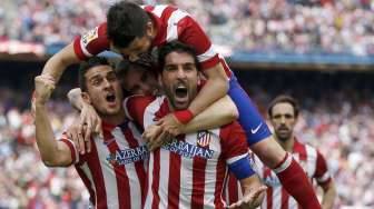 Susunan Pemain Barcelona vs Atletico Madrid