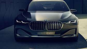 Inikah BMW Superluxury Seri 9?