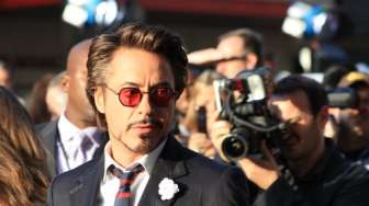 Robert Downey Jr Tolak Tampil di Iron Man 4
