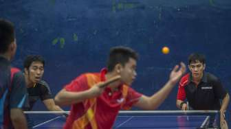South East Asian Table Tennis Championship 2014