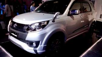 Toyota Rush Jadi Model Terlaris di Segmen Low SUV
