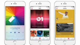 Lagi, Apple Langgar Peraturan Kirim Notifikasi Promosi Apple Music