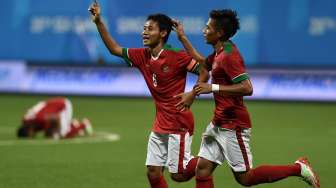 Indonesia U-23 Taklukkan Filipina