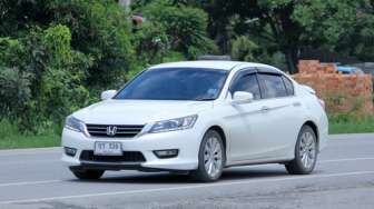 "Honda Accord di Indonesia Masuk Program ""Recall"" Global"