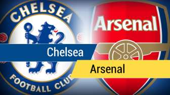 Link Live Streaming Chelsea Vs Arsenal, Liga Inggris 13 Mei