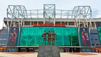 Manchester United: Old Trafford Siap Tampung 23 Ribu Suporter