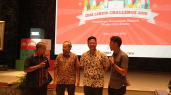 IBM Linux Challenge Cari Developer Dukung Smart City
