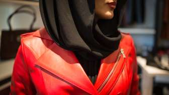 Hanan Ibrahim, Model Berhijab Pertama di Melbourne Fashion Week