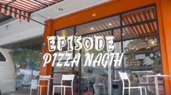 VIDEO: Jalan-jalan Sore Episode Pizza Nagih