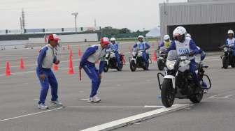 Instruktur 'Safety Riding' Honda Indonesia Juara di Jepang