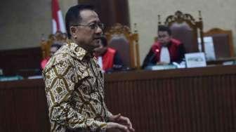 Kasus Suap, Mantan Ketua DPD Irman Gusman Ajukan PK