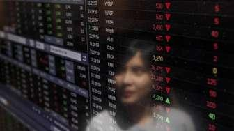 IHSG Ditutup Menguat 3,375 poin