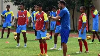 Marquee Player Bhayangkara FC Ini Bingung Pilih Nomor Punggung
