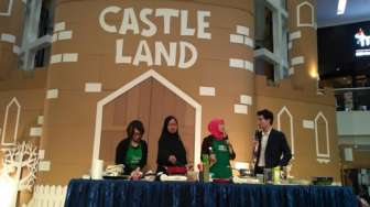 "Tips Masak ala Resto dari Acara ""Adventure in Casteland"""