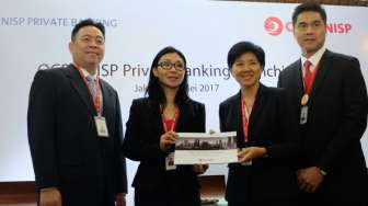 Bank OCBC NISP Luncurkan Layanan Private Banking