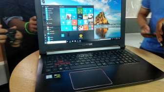 Acer Boyong Laptop Gaming, Predator Helios 300 ke Indonesia