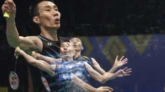 Lee Chong Wei Comeback, Hadapi Jonatan Christie di Grand Match