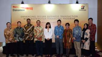 Bank Danamon Beri Layanan Financial Supply Chain ke Bridgestone