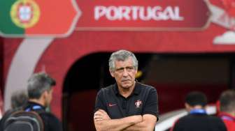 Portugal vs Swiss di Semifinal Nations League, Santos: Tim yang Kuat