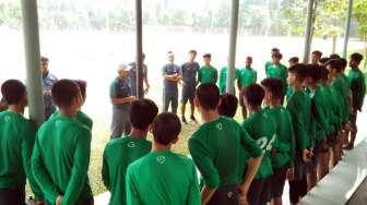 Fakhri Belum Puas dengan Performa Empat Penggawa Baru Timnas U-16