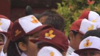 Ikut Demo ke DPR, Bocah SD Asal Cikampek Terlantar di Tanjung Priok