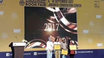 Pesta Diskon di Indonesia International Book Fair 2017