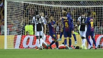 Link Live Streaming Juventus Vs Barcelona, Big Match Liga Champions