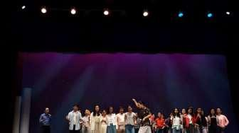 Lantunan Suara Hati The Resonanz Children's Choir Gemuruhkan TIM