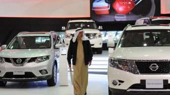 40 Merek Global Mejeng di Saudi International Motor Show 2017