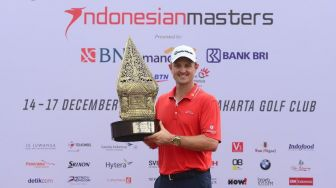 Justin Rose Juara Indonesia Masters