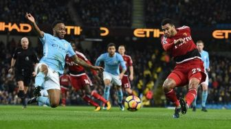 Sterling Diragukan Perkuat City di Final Piala Liga