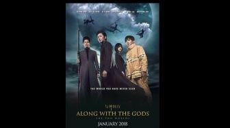 """""""Along With the Gods: The Two Worlds"""", Kisah Perjuangan Arwah"""
