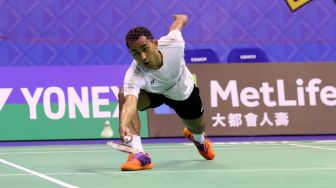 BWF World Tour Finals: Tommy Tanpa Beban Hadapi Momota