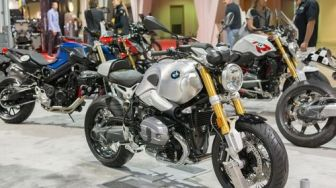 BMW R nine T, Motor Favorit Selebritas Indonesia ?