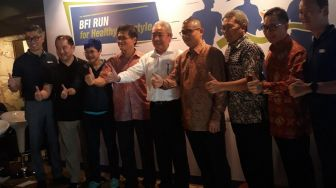BFI Finance Indonesia Gelar Lomba Lari BFI Run 2018