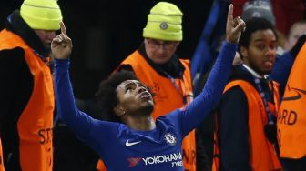 Willian Dipastikan Tak Perkuat Brasil di Final Copa America