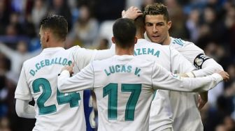 Ronaldo Dua Gol, Real Madrid Hantam Alaves 4-0