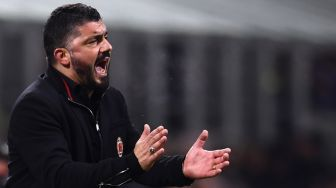 Permalukan AS Roma, Gennaro Gattuso Ungkap Strateginya