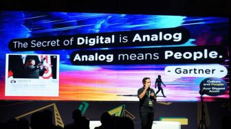 Digital Amoeba, Corporate Innovation Lab Telkom Bawa Perubahan