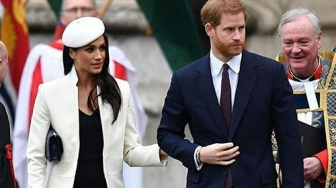 Meghan Markle Tiru Gaya Kate Middleton?