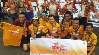 Virtual Run Indonesia Ajak Masyarakat Indonesia Lari Daring