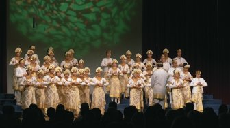Keren! Prestasi The Resonanz Children's Choir