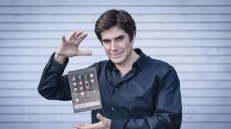 Aksi Sulap David Copperfield Menelan Korban