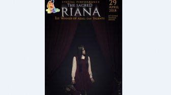 Wah, The Sacred Riana Akan Hadir di Magic House Dufan!