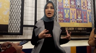 Chacha Frederica Buka Wisata Selfie Bertema Es Krim di Jakarta, Kece Badai