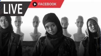 Musik Cadas Metal Hijabers, Voice of Baceprot