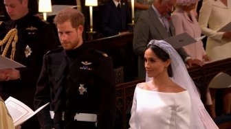 5 Fakta Menarik Kue Royal Wedding Pangeran Harry - Meghan Markle